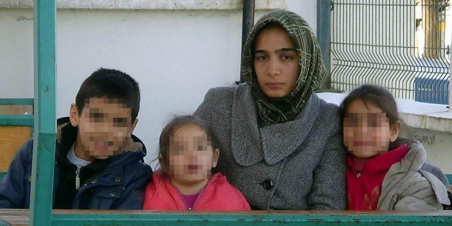 Sokak ortasında darp edilen kadın kocasının evine geri döndü
