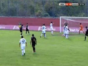 Arsinspor-Gaziantepspor 0-1