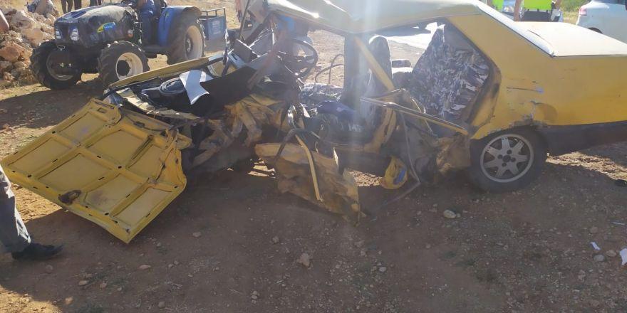 Nurdağı'nda kaza: 11 yaralı