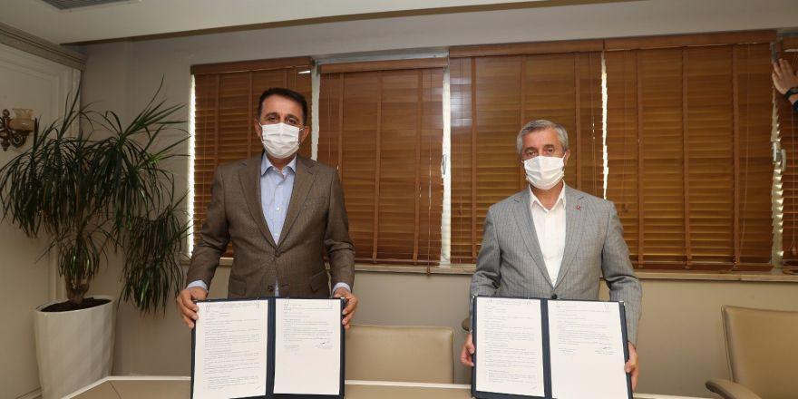 Şahinbey Belediyesi Yavuzeli'ne 130 bin metrekare yol yapacak