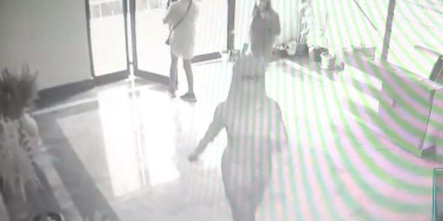 Maskeli üçler polisin dikkatiyle yakalandı