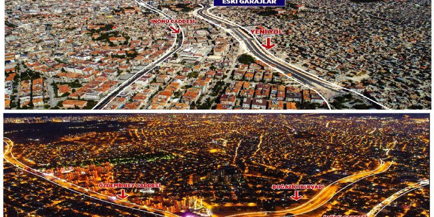 Şahinbey Belediyesi ilçenin çehresini değiştiriyor
