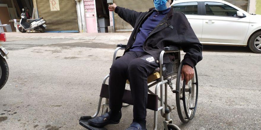 Kanser hastasının hem motosikletini hem de hayallerini çaldılar