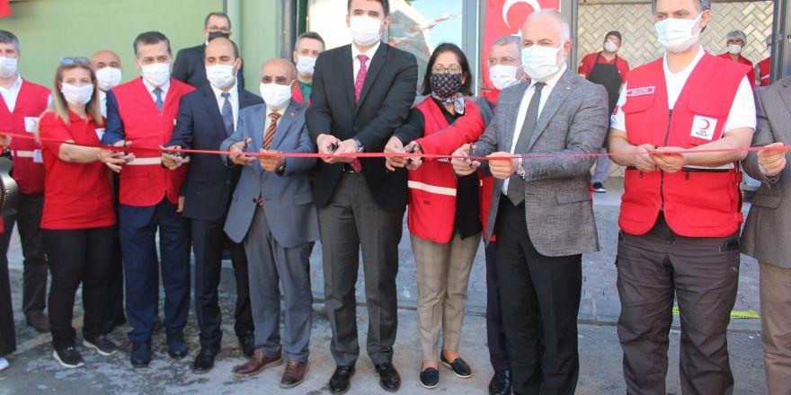 Kızılay Gaziantep Aşevi açıldı
