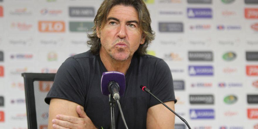 """Ricardo Sa Pinto: """"Maçın hakkı beraberlikti, ikinci yarı çok iyi oynadık"""""""
