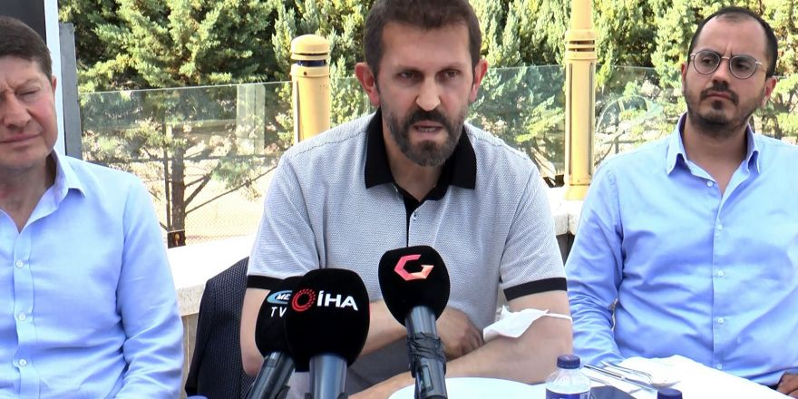 Sezer Cihan'dan Gaziantep FK'da tesisleşme müjdesi