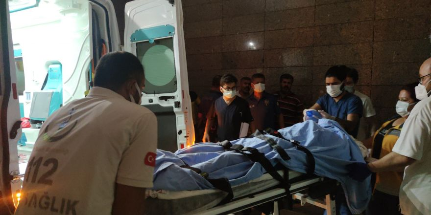 Gaziantep'te arkadaş kavgası kanlı bitti