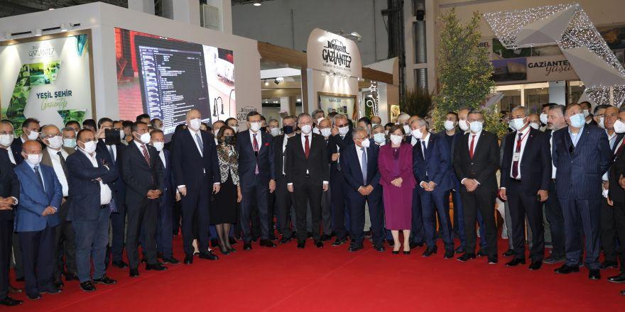 EXPOBEL Çevre, Şehircilik Ve Teknoloji Fuarı Gaziantep'te başladı