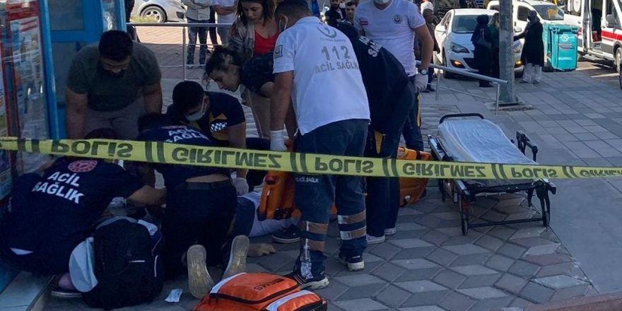 Balkondan beton zemine düşen diş doktoru hayatını kaybetti