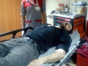 Suriye'li işçi patronunu dövüp parasını gasp etti