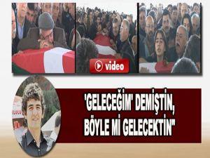 Ozancan Akkuş'un cenazesi tekbirler eşliğinde camiye getirildi