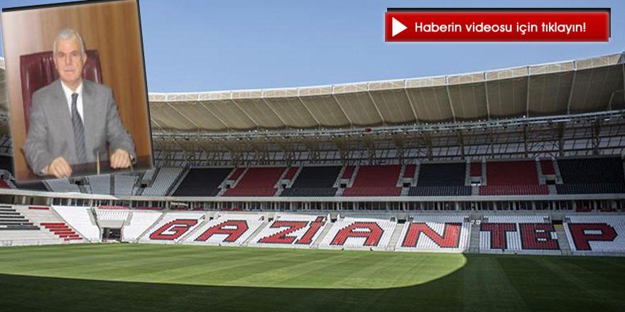 Gaziantep Arena inceleme başladı
