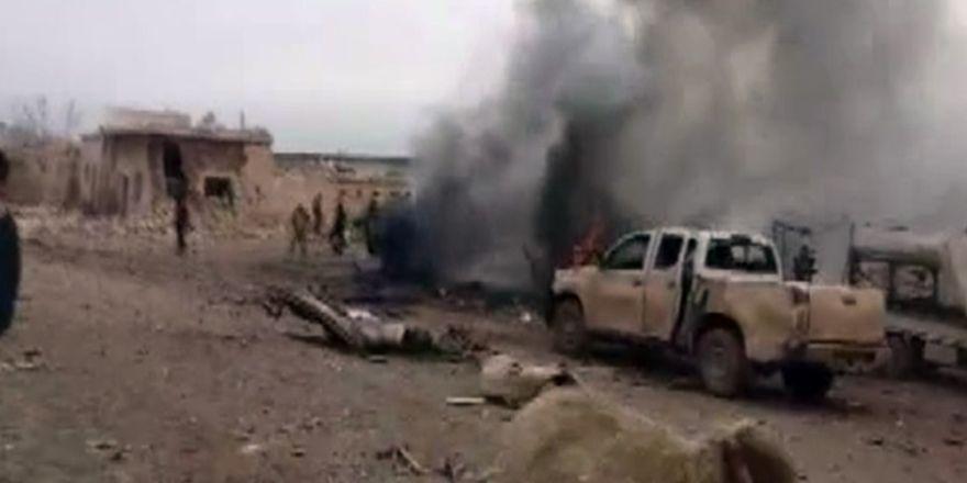 El Bab'da patlama! Onlarca ölü var