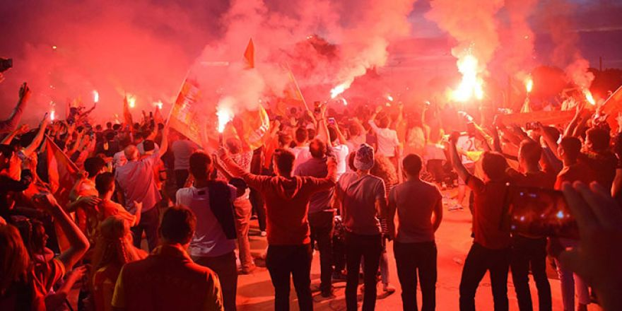 Göztepe'de Süper Lig sevinci