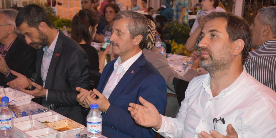 Şahinbey'de geleneksel iftar devam ediyor