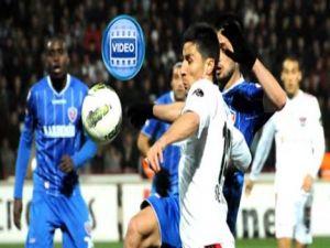 Gaziantepspor-Karabükspor 0-2