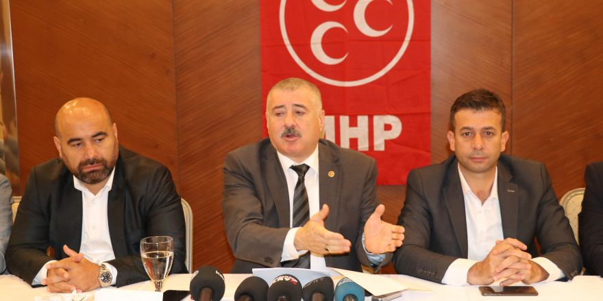 Milletvekili Sermet Atay'dan Gaziantep gündemine ilişkin değerlendirmeler