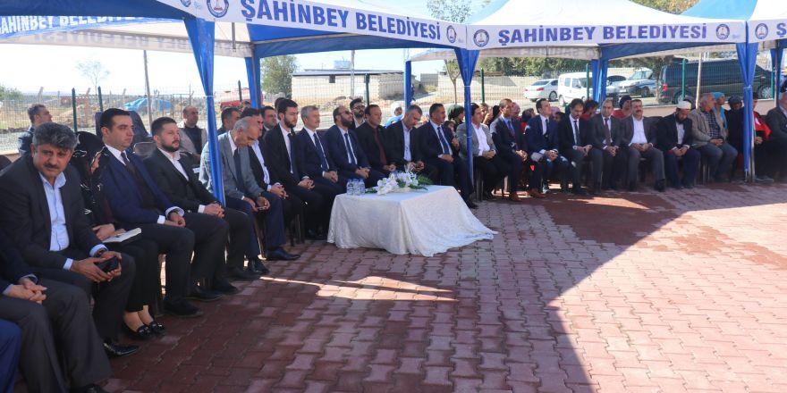 Sergen Cami ve Sosyal Tesisi'nin açılışı yapıldı