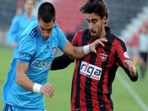 Gaziantepspor-Sivasspor 0-1