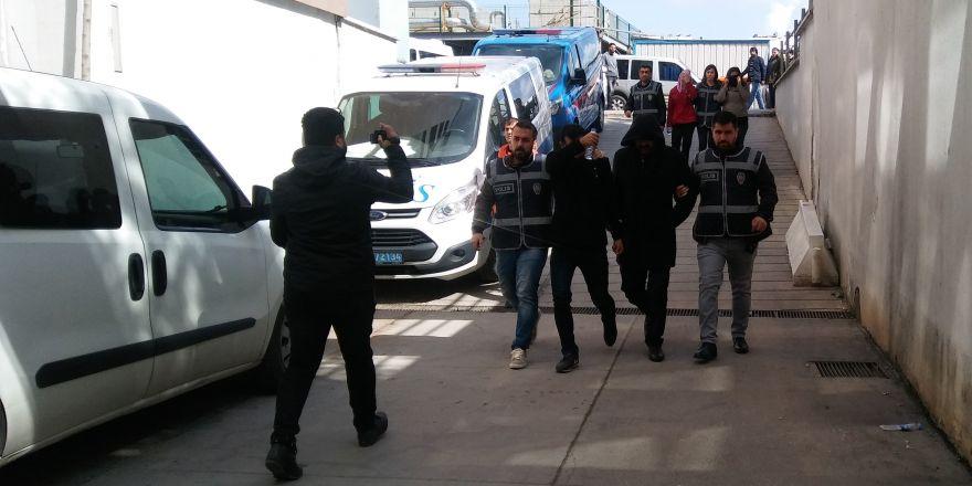 7 milyon euro'luk banka soygununda 5 gözaltı daha