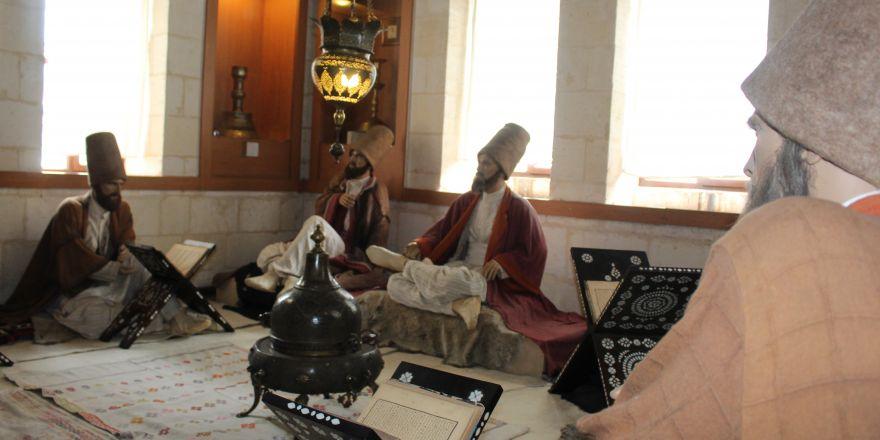 Müzeler kenti Gaziantep'te insanlara huzur veren müze ziyaretçilerini bekliyor