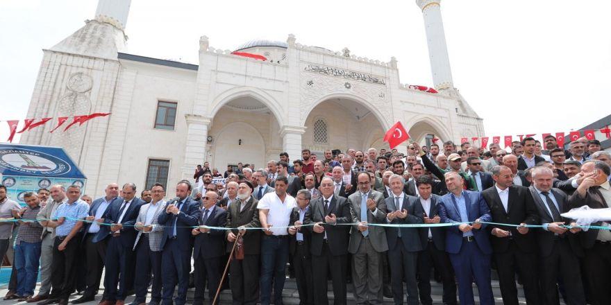 Tekstil Kent Ensar Cami hizmete açıldı