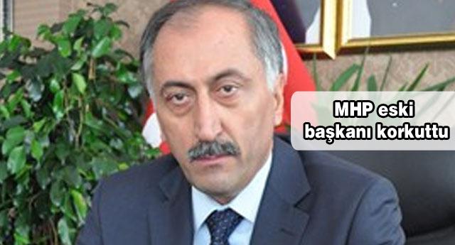 Mustafa Erzin kaza geçirdi