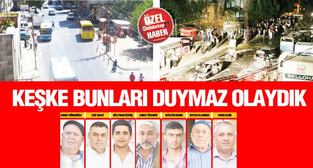 Bomba mağdurları dertli