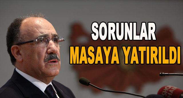 Ankara'da Suriye zirvesi