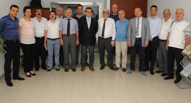Genel Sekreterler Samsun'da buluştu