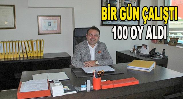 CHP'li Avukat'tan ilk adım