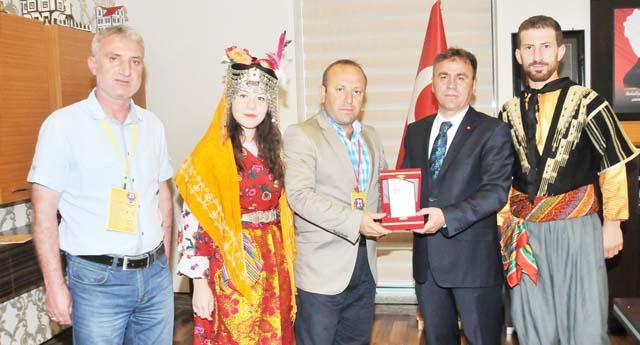 Gümüşhane'de Gaziantep rüzgarı