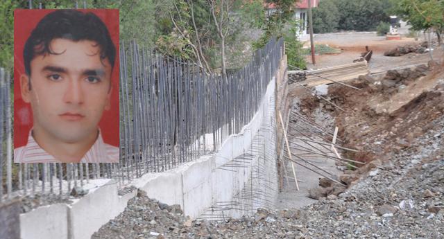 Okul duvarından düşüp öldü