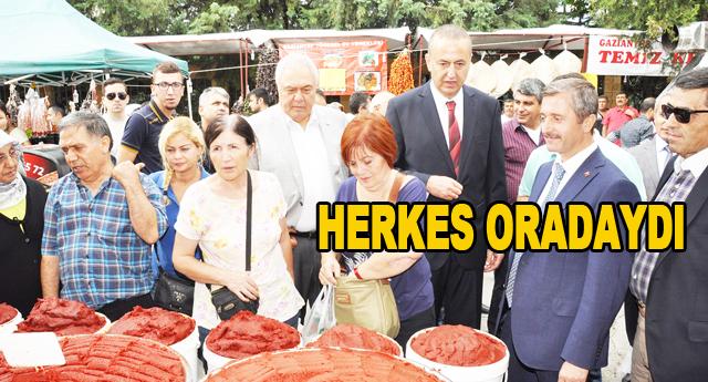 İstanbul Gaziantep'i soludu