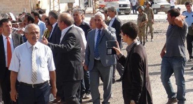 CHP heyeti Suruç'u gezdi