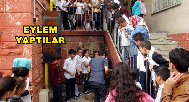 'OKULDA UYUŞTURUCU KULLANILIYOR' TEPKİSİ