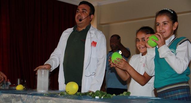 'Bi Dünya Bilim' Projesi start aldı
