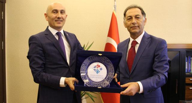 Gaziantep'in eğitimini konuştular