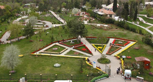 En özellikli park