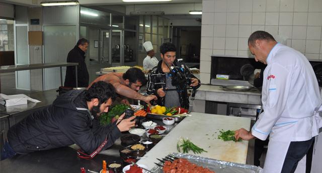 Gaziantep mutfağı mercek altında