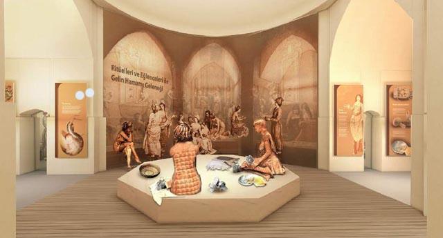 Paşa Hamamı müze olacak
