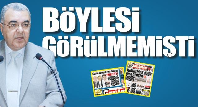 CHP'liler Cami arsasını satan belediyeye veryansın etti