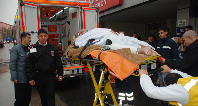 Obez ambulans hizmette