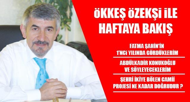 FATMA ŞAHİN'İN 1'NCi YILINDA GÖRDÜKLERİM