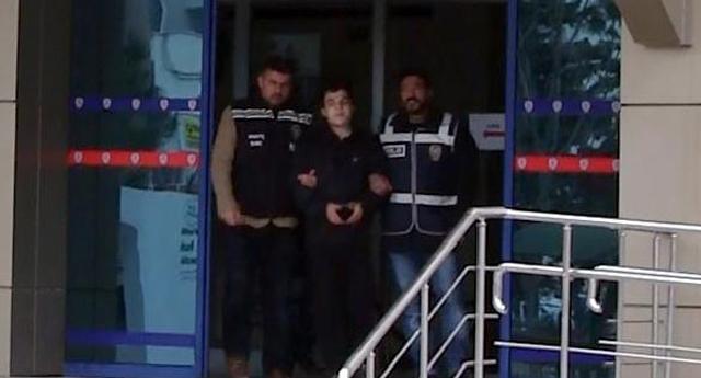 5 aracı kundaklayan şahıs tutuklandı