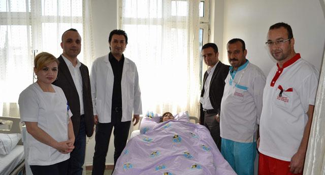Ersin Arslan'da bir ilk daha