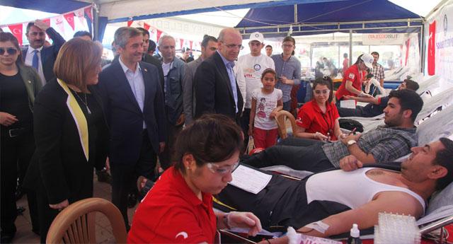 Şahinbey'den kan bağışı seferberliği