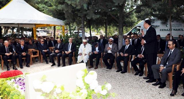 Naci Topçuoğlu dualarla anıldı