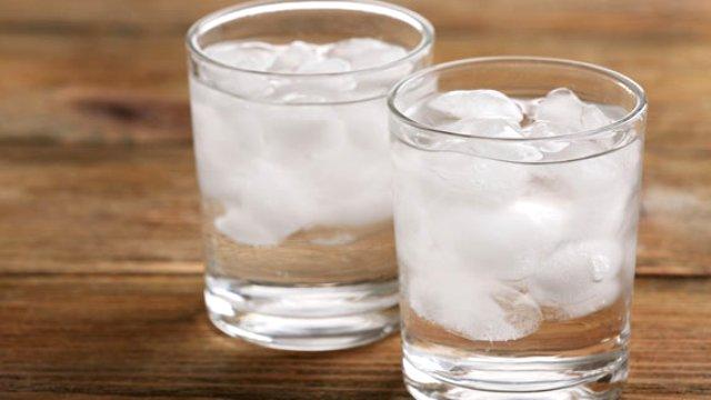 Buzlu Su Zayıflatıyor!