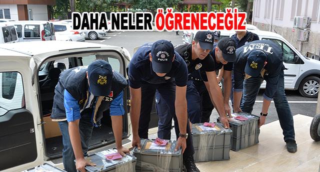 IŞİD paraları Gaziantep'te basıyormuş